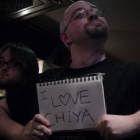 [Unknown] with <3 Chiya sign.